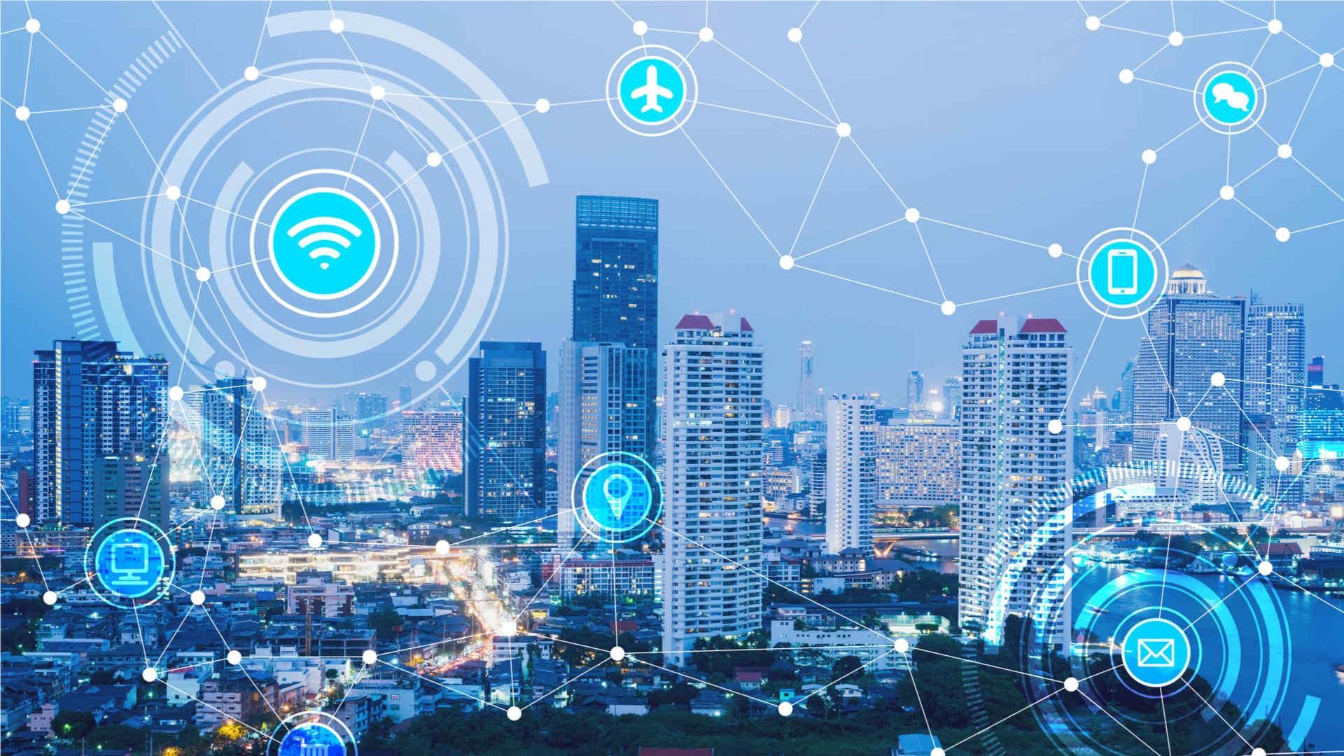 Risultati immagini per smart city