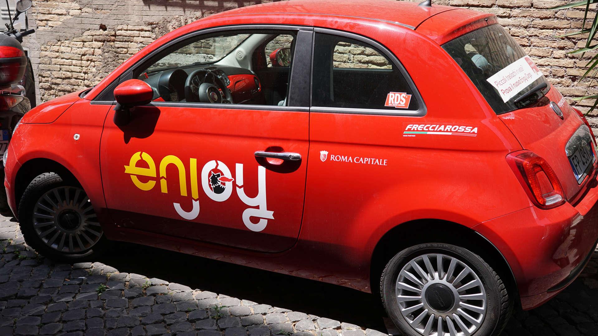 Car Sharing Roma Tutte Le Proposte Di Mobilita Condivisa Nella