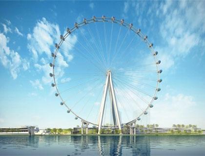 Ecco l 39 azienda italiana che costruir la ruota panoramica for Azienda italiana di occhiali