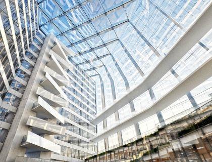 Nessuna scrivania fissa e 28mila sensori: il palazzo Deloitte è il più smart al mondo